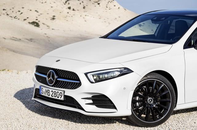 Mercedes-Benz ra mắt A-Class 2019 với nhiều điểm nhấn cao cấp - Ảnh 2.