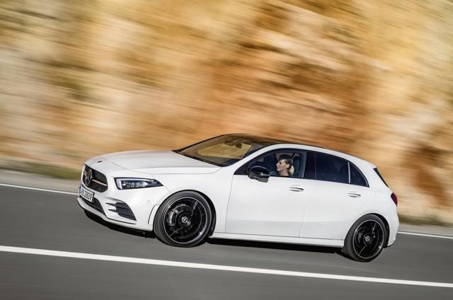 Mercedes-Benz ra mắt A-Class 2019 với nhiều điểm nhấn cao cấp - Ảnh 1.