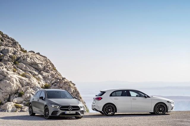 Mercedes-Benz ra mắt A-Class 2019 với nhiều điểm nhấn cao cấp - Ảnh 15.