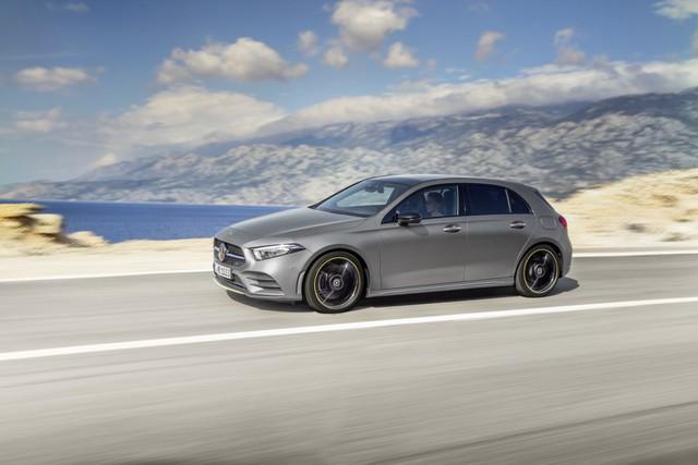 Mercedes-Benz ra mắt A-Class 2019 với nhiều điểm nhấn cao cấp - Ảnh 14.