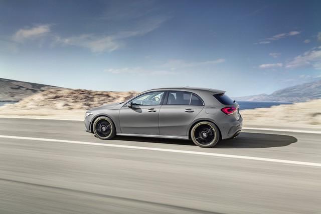 Mercedes-Benz ra mắt A-Class 2019 với nhiều điểm nhấn cao cấp - Ảnh 13.