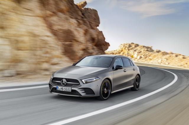 Mercedes-Benz ra mắt A-Class 2019 với nhiều điểm nhấn cao cấp - Ảnh 12.