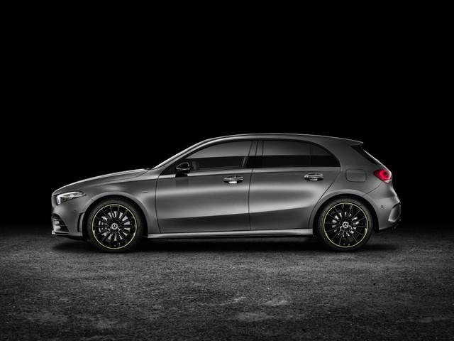 Mercedes-Benz ra mắt A-Class 2019 với nhiều điểm nhấn cao cấp - Ảnh 10.