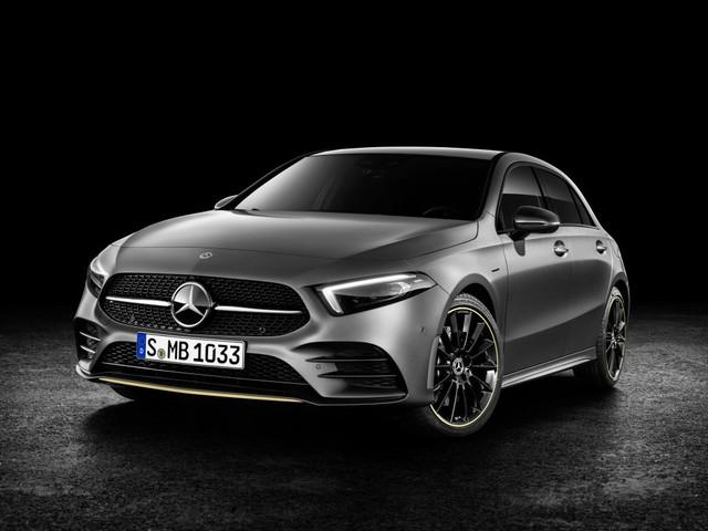 Mercedes-Benz ra mắt A-Class 2019 với nhiều điểm nhấn cao cấp - Ảnh 5.