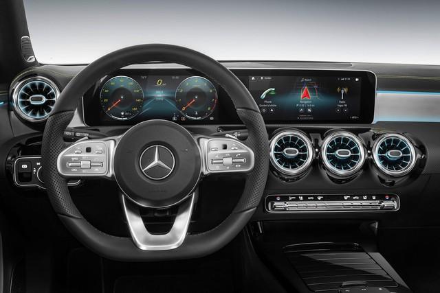 Mercedes-Benz ra mắt A-Class 2019 với nhiều điểm nhấn cao cấp - Ảnh 4.