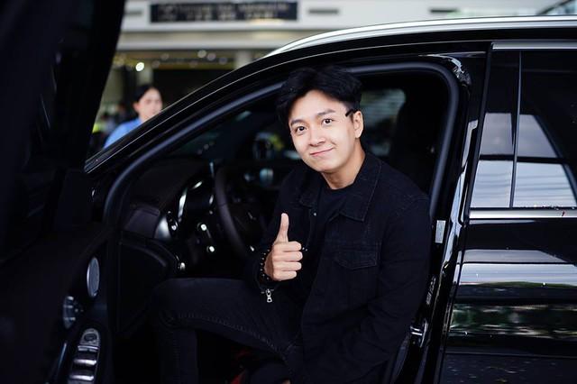 Ngô Kiến Huy mua Mercedes-Benz GLC300 hơn 2 tỷ đồng - Ảnh 2.