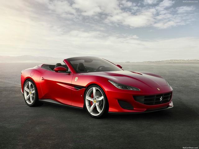 Sau khi nâng cấp, siêu xe Ferrari Portofino chỉ tiêu thụ hơn 12 lít xăng/100km - Ảnh 1.