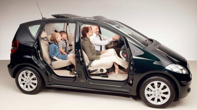 Mercedes-Benz A-Class đã trưởng thành như thế nào sau 20 năm? - Ảnh 5.