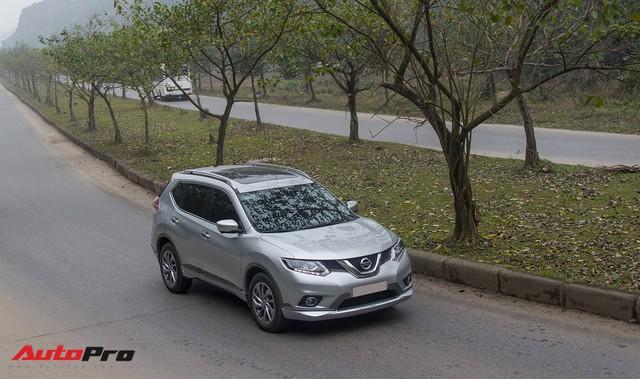 Đánh giá 5 công nghệ nổi bật trên Nissan X-Trail sau hành trình 200 km - Ảnh 7.