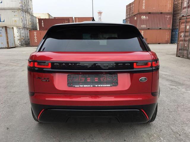 Range Rover Velar màu lạ về Việt Nam theo diện không chính hãng - Ảnh 2.