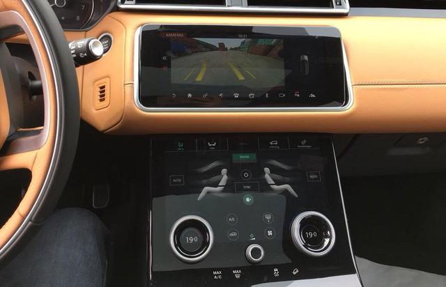 Range Rover Velar màu lạ về Việt Nam theo diện không chính hãng - Ảnh 5.