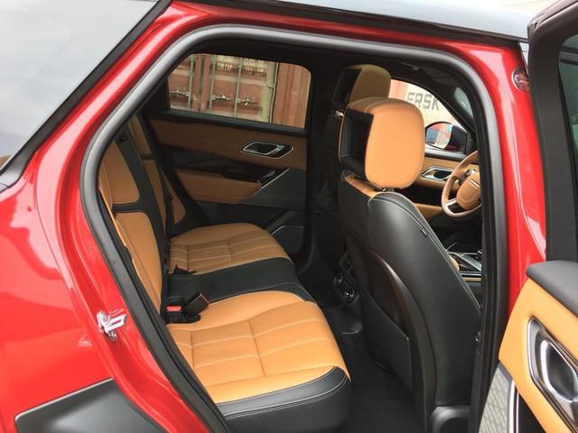 Range Rover Velar màu lạ về Việt Nam theo diện không chính hãng - Ảnh 7.