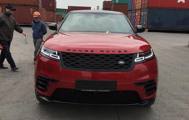 Range Rover Velar màu lạ về Việt Nam theo diện không chính hãng - Ảnh 3.