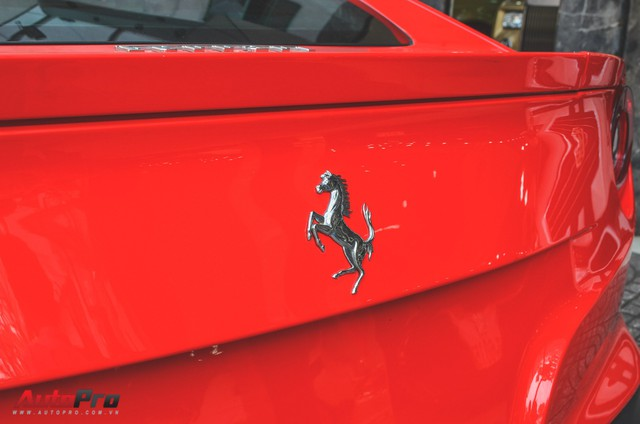 Ông chủ cà phê Trung Nguyên tậu siêu xe Ferrari F12berlinetta chơi Tết - Ảnh 5.