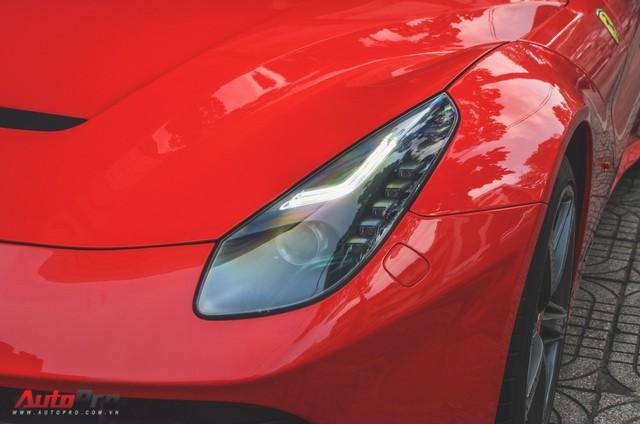 Ông chủ cà phê Trung Nguyên tậu siêu xe Ferrari F12berlinetta chơi Tết - Ảnh 3.