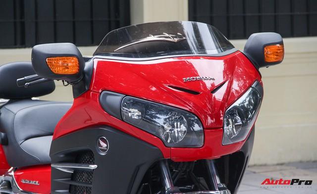 Honda Gold Wing F6B 2013 lăn bánh 36.000km rao bán lại giá ngang Toyota Vios mới - Ảnh 21.