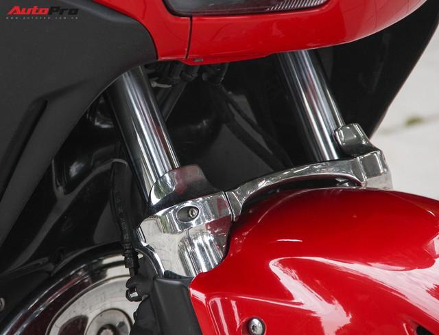 Honda Gold Wing F6B 2013 lăn bánh 36.000km rao bán lại giá ngang Toyota Vios mới - Ảnh 19.