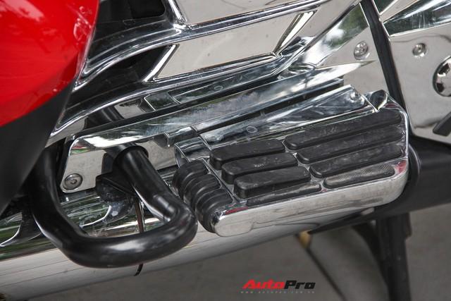 Honda Gold Wing F6B 2013 lăn bánh 36.000km rao bán lại giá ngang Toyota Vios mới - Ảnh 16.