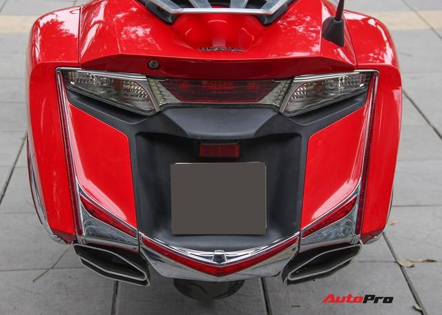 Honda Gold Wing F6B 2013 lăn bánh 36.000km rao bán lại giá ngang Toyota Vios mới - Ảnh 13.