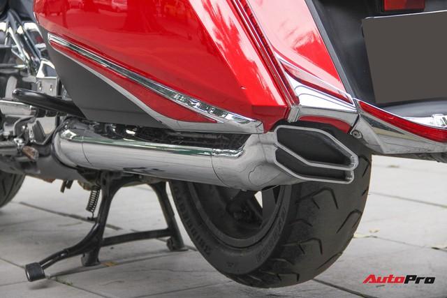 Honda Gold Wing F6B 2013 lăn bánh 36.000km rao bán lại giá ngang Toyota Vios mới - Ảnh 12.