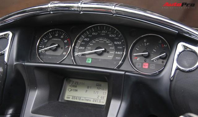 Honda Gold Wing F6B 2013 lăn bánh 36.000km rao bán lại giá ngang Toyota Vios mới - Ảnh 10.
