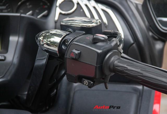 Honda Gold Wing F6B 2013 lăn bánh 36.000km rao bán lại giá ngang Toyota Vios mới - Ảnh 7.