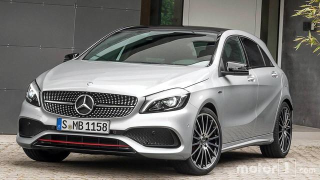 Cách phân biệt Mercedes-Benz A-Class thế hệ mới với phiên bản cũ - Ảnh 2.