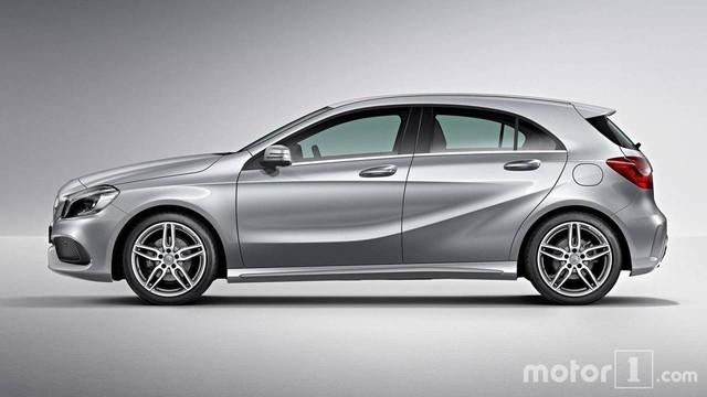 Cách phân biệt Mercedes-Benz A-Class thế hệ mới với phiên bản cũ - Ảnh 10.