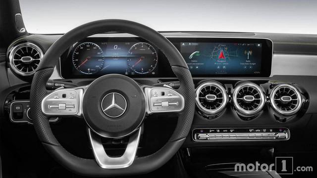 Cách phân biệt Mercedes-Benz A-Class thế hệ mới với phiên bản cũ - Ảnh 13.