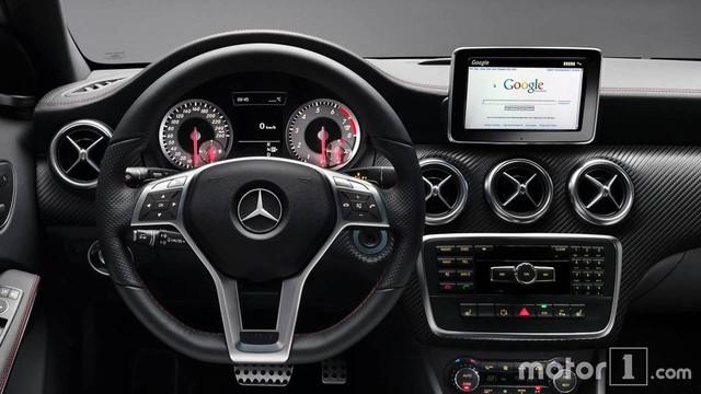 Cách phân biệt Mercedes-Benz A-Class thế hệ mới với phiên bản cũ - Ảnh 14.