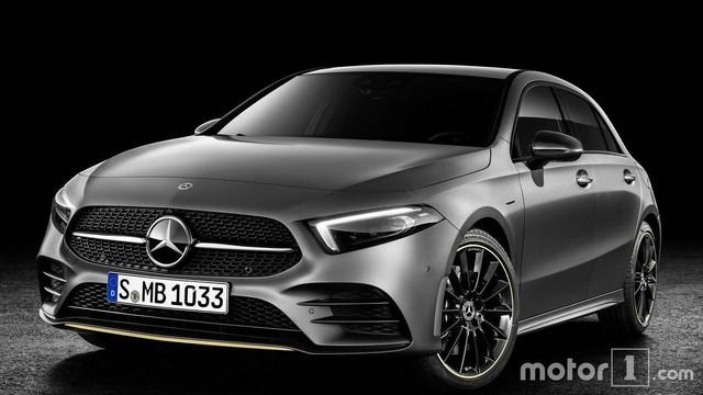 Cách phân biệt Mercedes-Benz A-Class thế hệ mới với phiên bản cũ - Ảnh 1.