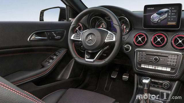 Cách phân biệt Mercedes-Benz A-Class thế hệ mới với phiên bản cũ - Ảnh 16.
