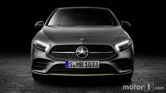 Cách phân biệt Mercedes-Benz A-Class thế hệ mới với phiên bản cũ - Ảnh 3.