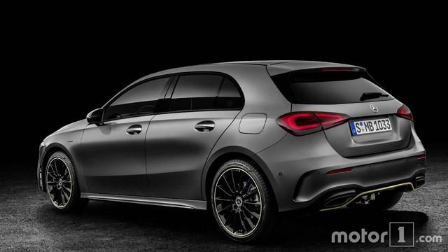 Cách phân biệt Mercedes-Benz A-Class thế hệ mới với phiên bản cũ - Ảnh 5.