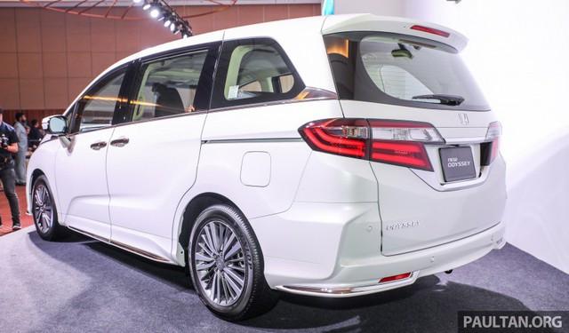 Cận cảnh Honda Odyssey 2018 vừa ra mắt Đông Nam Á - Ảnh 2.