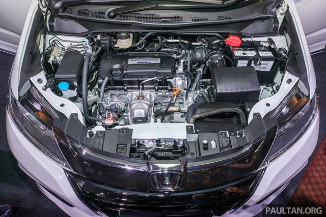 Cận cảnh Honda Odyssey 2018 vừa ra mắt Đông Nam Á - Ảnh 4.
