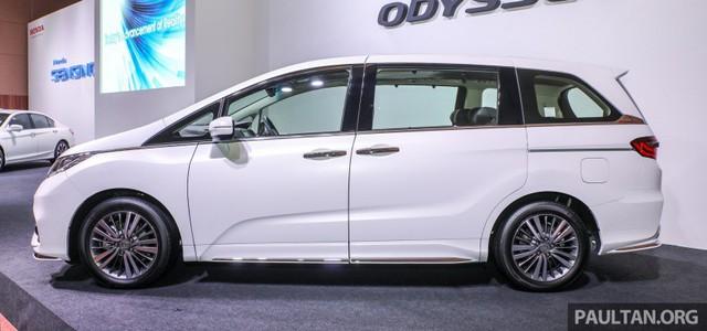 Cận cảnh Honda Odyssey 2018 vừa ra mắt Đông Nam Á - Ảnh 5.