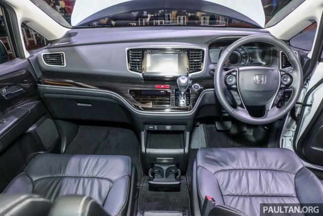 Cận cảnh Honda Odyssey 2018 vừa ra mắt Đông Nam Á - Ảnh 3.