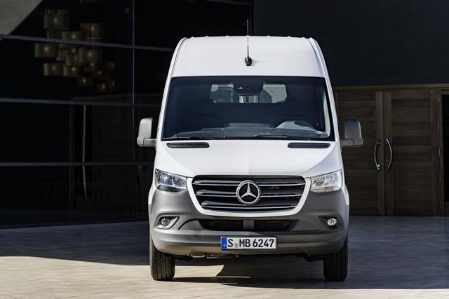 Mercedes-Benz Sprinter thế hệ mới chính thức trình làng - Ảnh 2.