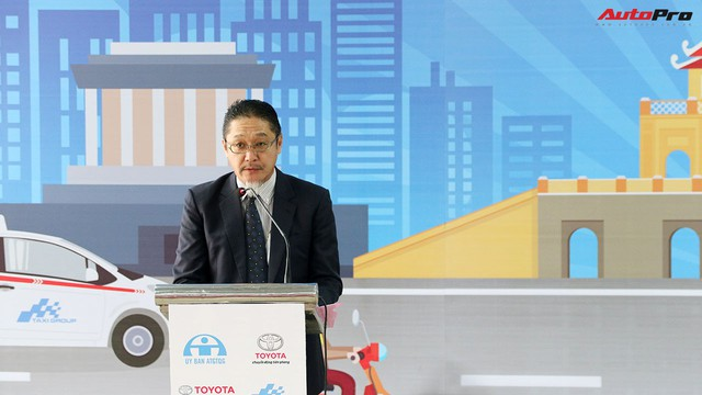 Toyota Việt Nam cùng hai hãng taxi lớn khởi động chiến dịch mới nhằm giảm tai nạn giao thông - Ảnh 2.