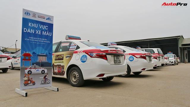 Toyota Việt Nam cùng hai hãng taxi lớn khởi động chiến dịch mới nhằm giảm tai nạn giao thông - Ảnh 8.