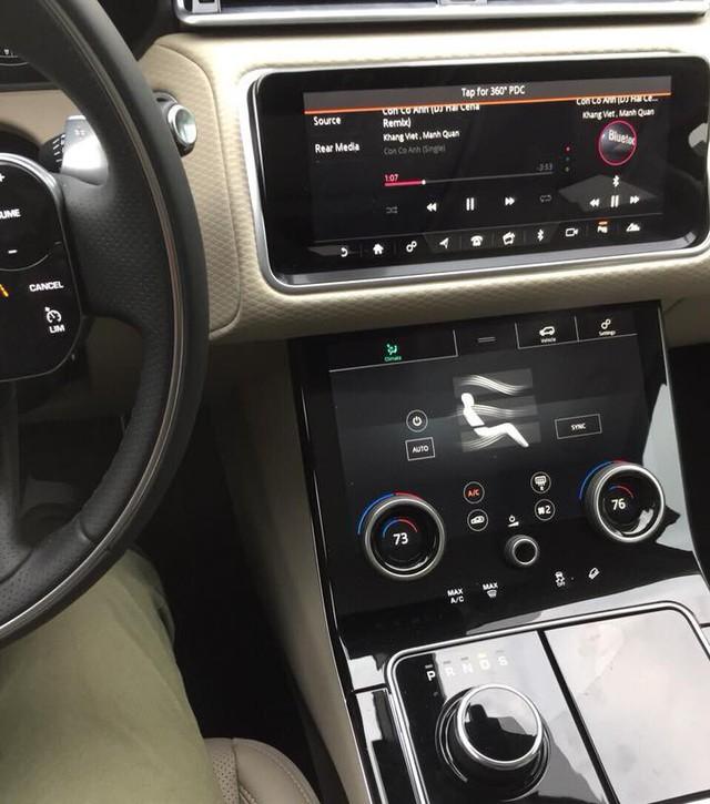 Range Rover Velar P250 R-Dynamic động cơ 2.0L về Việt Nam - Ảnh 9.