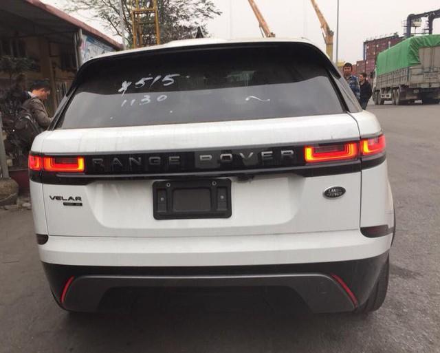 Range Rover Velar P250 R-Dynamic động cơ 2.0L về Việt Nam - Ảnh 4.