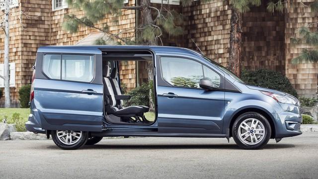 Ford nâng cấp Transit Connect Wagon 2019, đối đầu Sienna, Odyssey - Ảnh 2.
