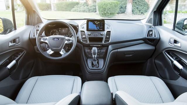 Ford nâng cấp Transit Connect Wagon 2019, đối đầu Sienna, Odyssey - Ảnh 4.