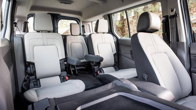 Ford nâng cấp Transit Connect Wagon 2019, đối đầu Sienna, Odyssey - Ảnh 6.