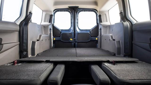 Ford nâng cấp Transit Connect Wagon 2019, đối đầu Sienna, Odyssey - Ảnh 5.