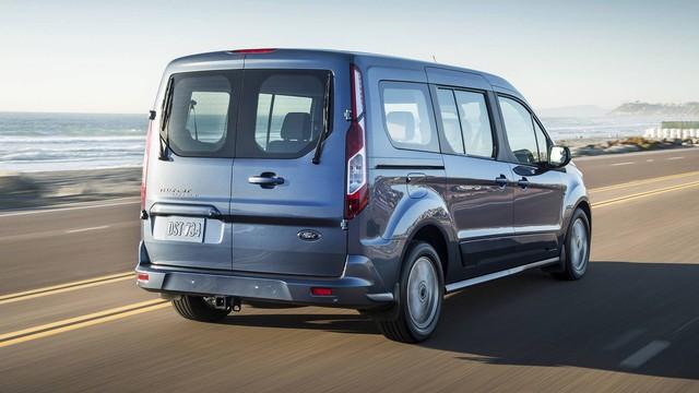 Ford nâng cấp Transit Connect Wagon 2019, đối đầu Sienna, Odyssey - Ảnh 3.