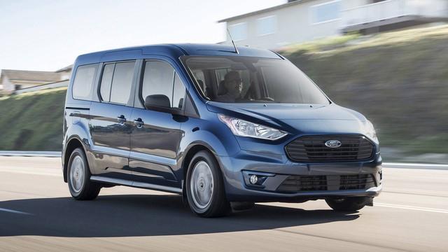 Ford nâng cấp Transit Connect Wagon 2019, đối đầu Sienna, Odyssey - Ảnh 1.