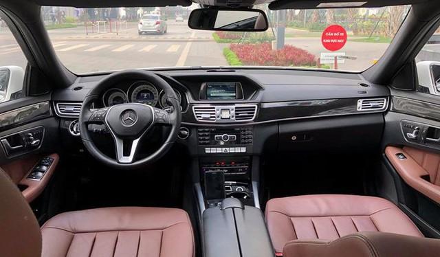 Mercedes-Benz E250 sau 3 năm sử dụng có giá ngang BMW 3-Series - Ảnh 6.